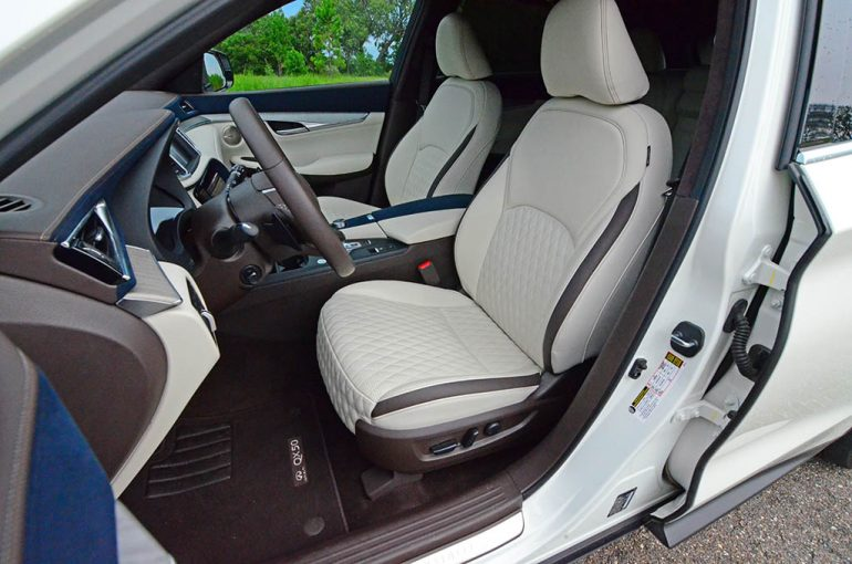2019 Infiniti QX50 Essential AWD Review & Test Drive