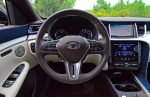 2019 infiniti qx50 steering wheel