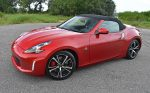 2019 nissan 370z roadster top up
