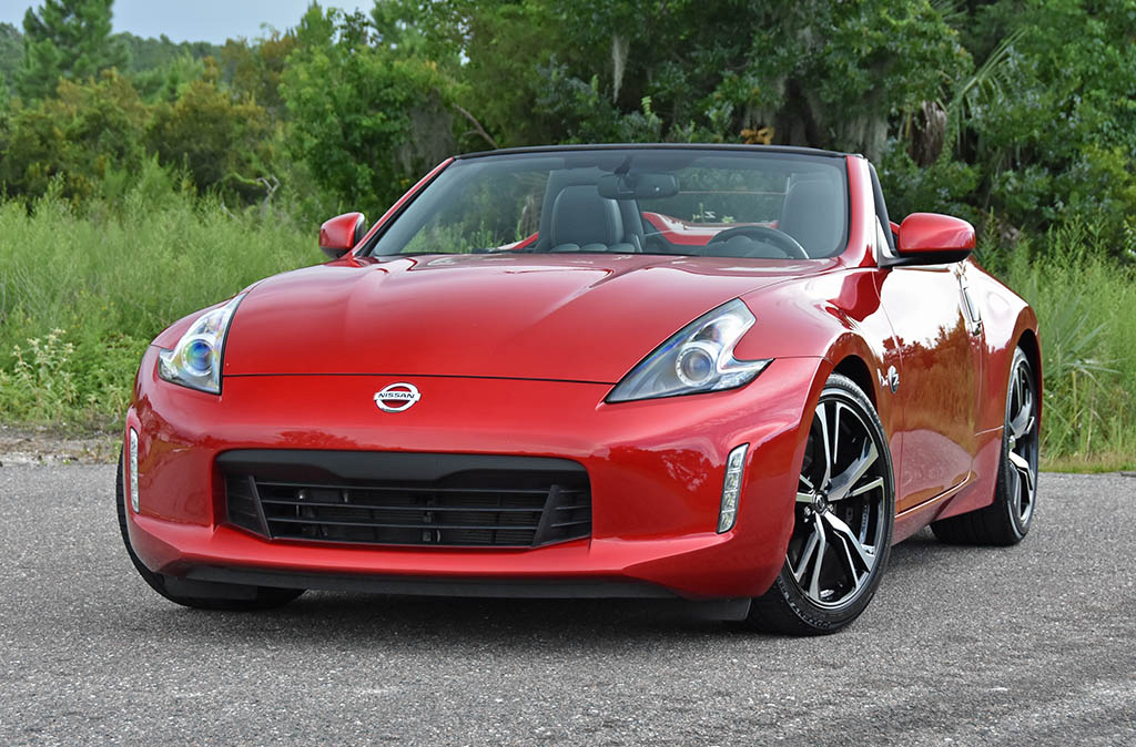 370Z 0 60 >> 2019 Nissan 370z Roadster Quick Spin Test Drive Review