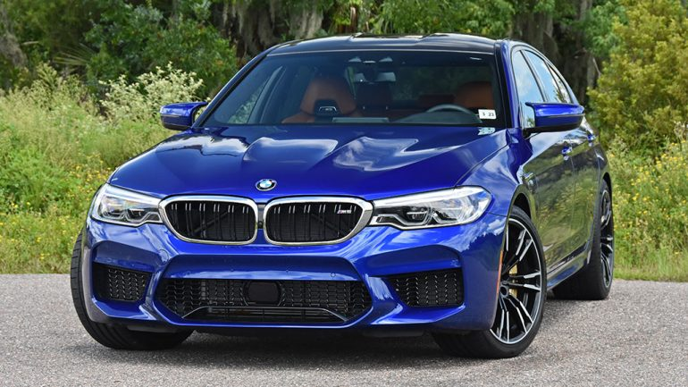2018 BMW M5 Review & Test Drive