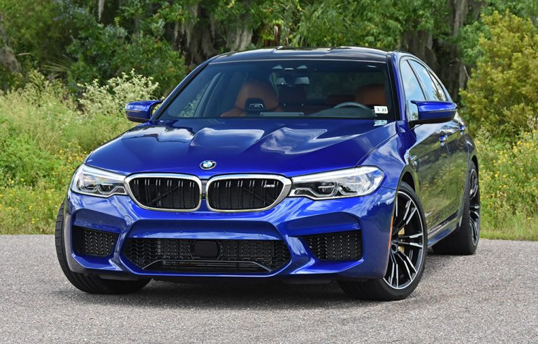 2018 bmw m5 review test drive. Black Bedroom Furniture Sets. Home Design Ideas