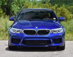 2018 bmw m5 front