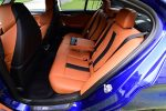 2018 bmw m5 back seats