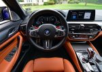 2018 bmw m5 steering wheel