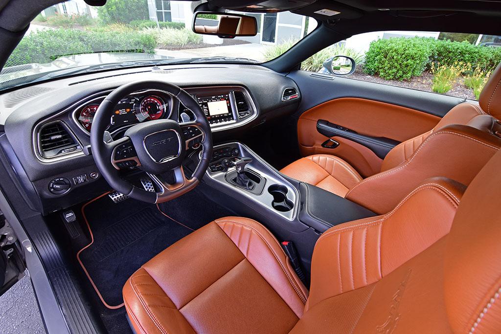 2018 Dodge Challenger Srt Hellcat Widebody Review Test Drive