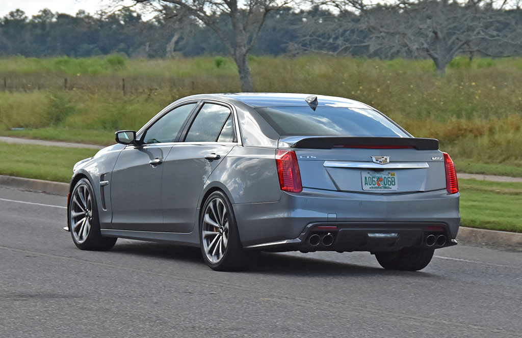 2019 Cadillac Cts V Review Test Drive