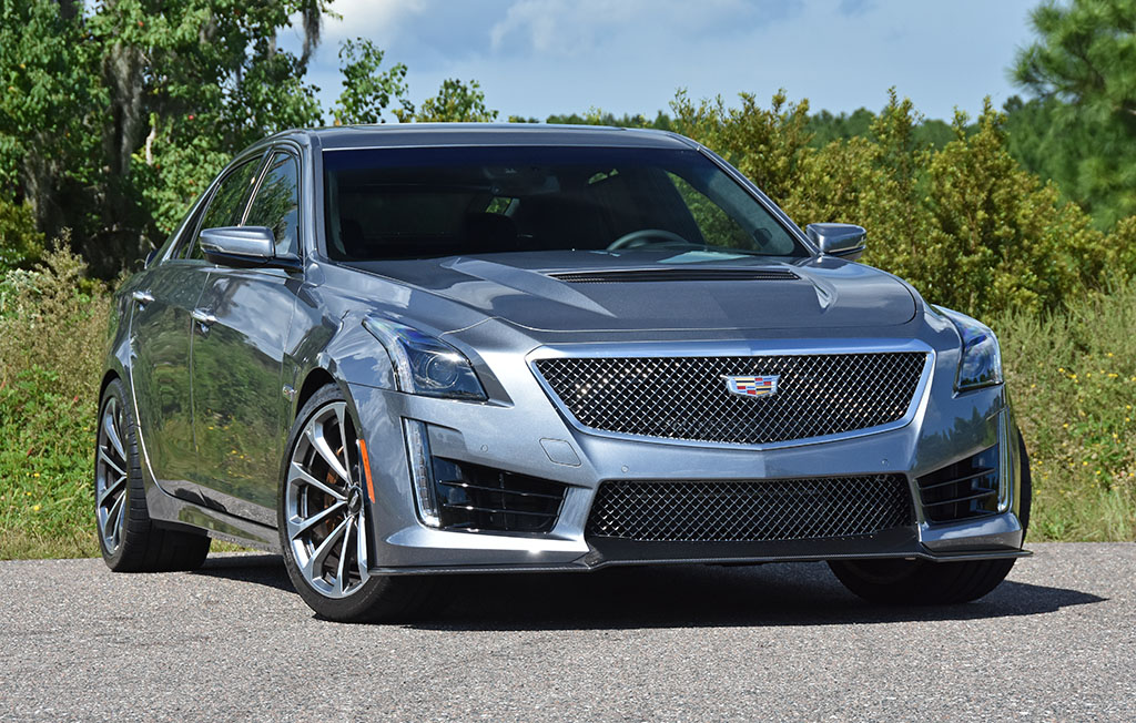 2019 Cadillac CTS-V Review & Test Drive : Automotive Addicts