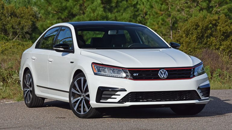 2018 Volkswagen Passat GT Quick Spin Test Drive Review
