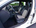 2018 volkswagen passat gt v6 front seats