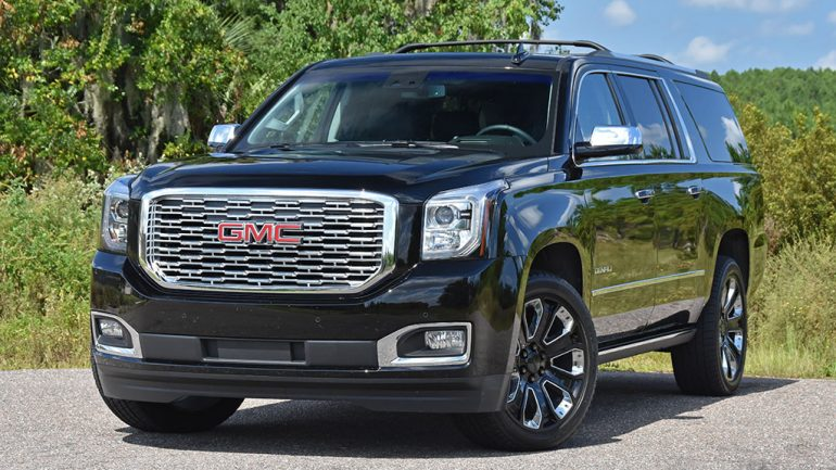 2019 GMC Yukon XL Denali 4WD Review & Test Drive