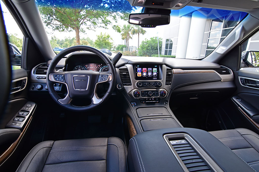 2019 Gmc Yukon Xl Denali 4wd Review Test Drive Automotive Addicts