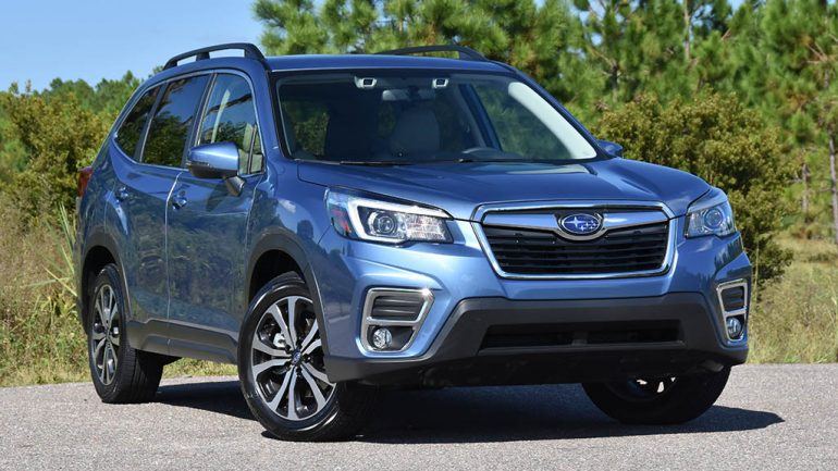 2019 Subaru Forester Limited Review & Test Drive
