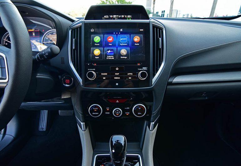 Land Rover Jacksonville >> 2019-subaru-forester-limited-center-dashboard
