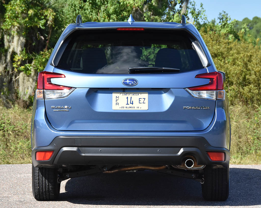2019 Subaru Forester Limited Review Test Drive