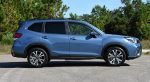 2019 subaru forester limited side
