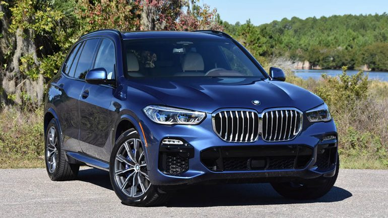 2019 BMW X5 xDrive50i Review & Test Drive