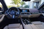 2019 BMW X5 xDrive50i dashboard