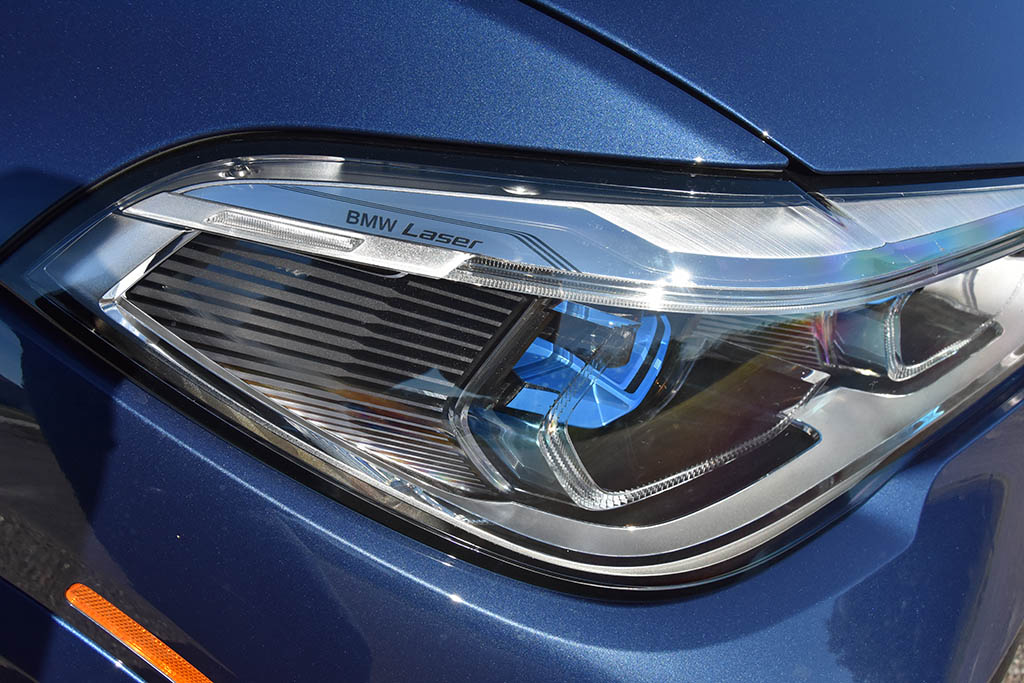 2019 Bmw X5 Xdrive50i Laser Led Headlight