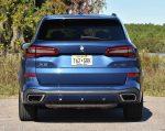 2019 BMW X5 xDrive50i rear