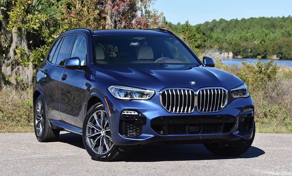 2019 Bmw X5 Xdrive50i Review Amp Test Drive