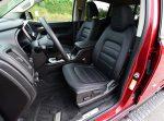 2019 GMC Canyon Denali 4WD front seats