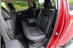 2019 GMC Canyon Denali 4WD back seats