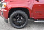 2019 GMC Canyon Denali 4WD black wheels