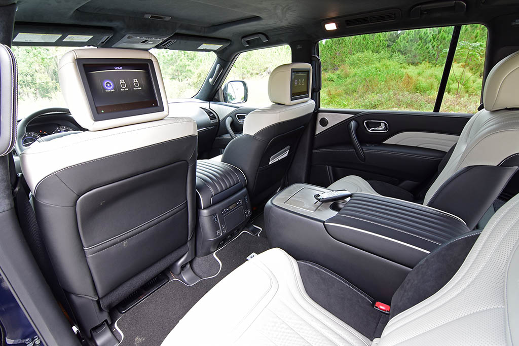 2019 Infiniti Qx80 Limited 4wd Review Test Drive