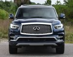 2019 infiniti qx80 limited front