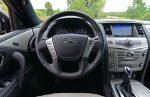 2019 infiniti qx80 limited steering wheel