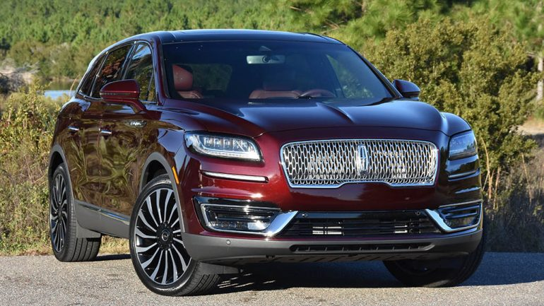 2019 Lincoln Nautilus Black Label Review & Test Drive