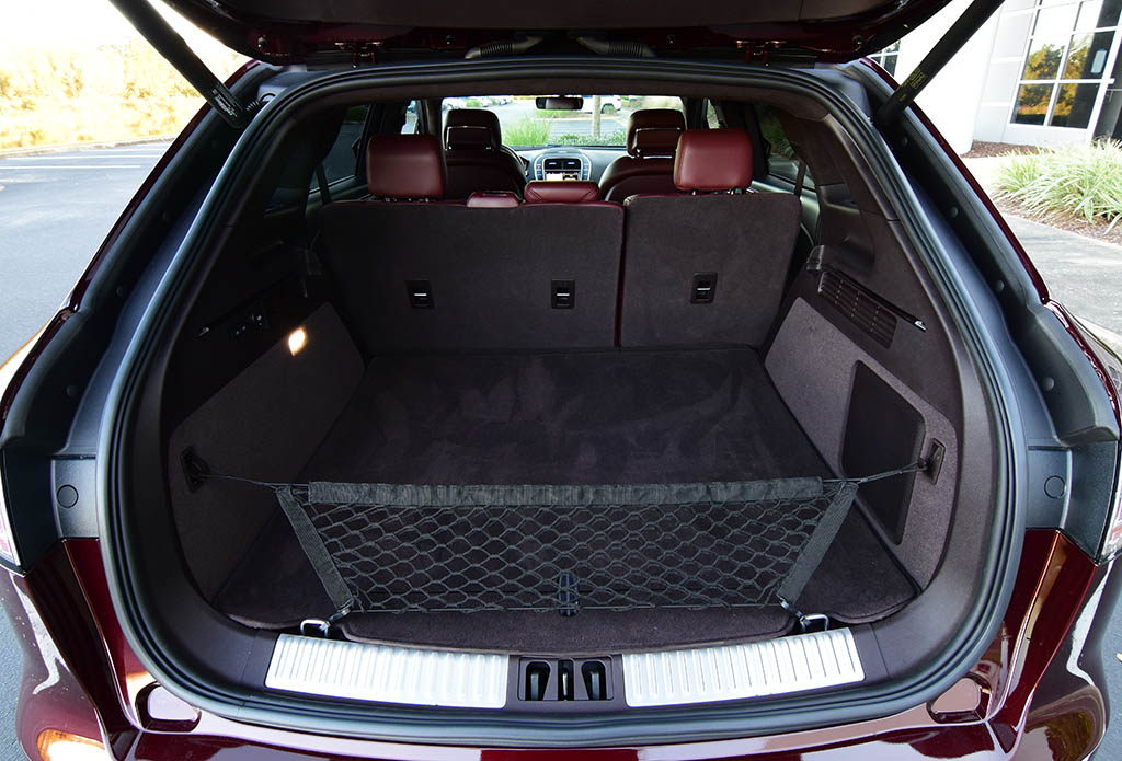 2019 Lincoln Nautilus Black Label Review Test Drive