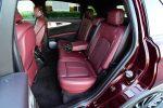 2019 lincoln nautilus black label rear seats