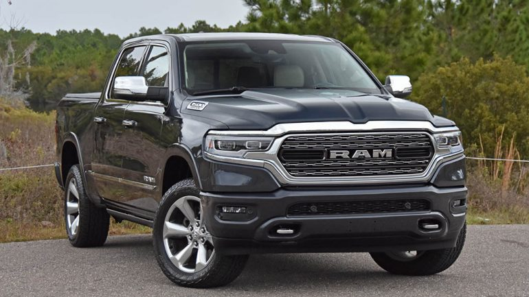 2019 Ram 1500 V8 Crew Cab Limited 4×4 Review & Test Drive
