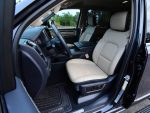 2019 ram 1500 crew cab v8 limited front seats