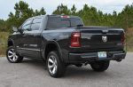 2019 ram 1500 crew cab v8 limited rear