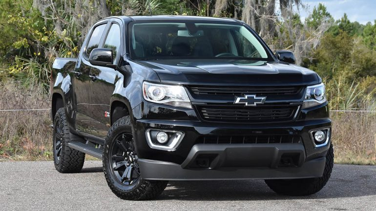 2019 Chevrolet Colorado 4WD Z71 Crew Cab Review & Test Drive