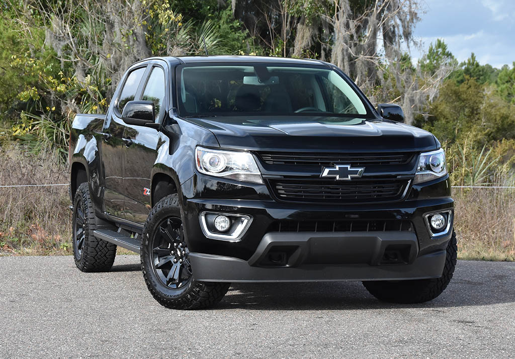 2019 Chevrolet Colorado 4wd Z71 Crew Cab Review Test Drive