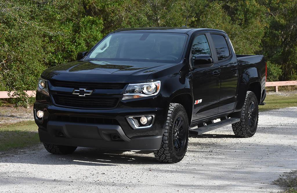 2019 Chevrolet Colorado 4wd Z71 Crew Cab Review Test Drive Automotive Addicts