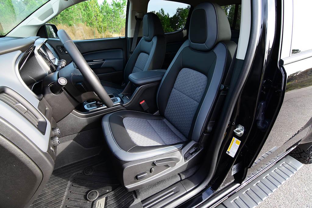 2019 Chevrolet Colorado 4wd Z71 Crew Cab Review Test Drive