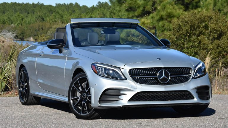 2019 Mercedes-Benz C300 4MATIC Cabriolet Review & Test Drive