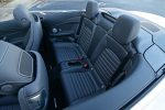2019 mercedes-benz c300 cabriolet rear seats