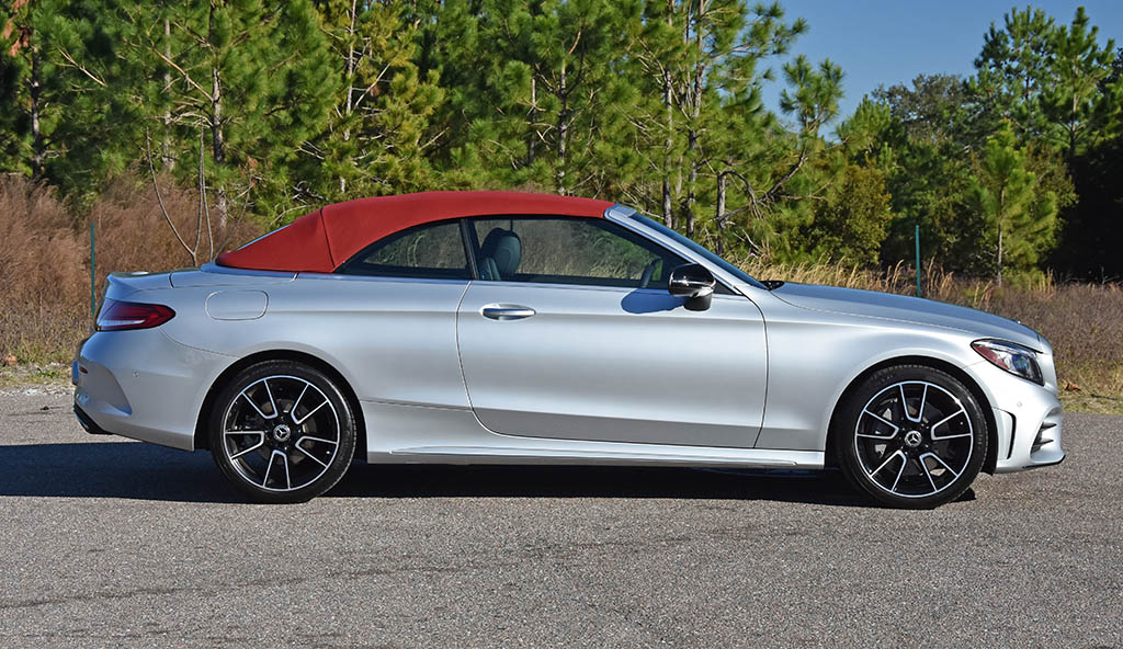 2019 Mercedes-Benz C300 4MATIC Cabriolet Review & Test ...