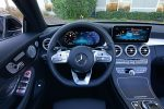 2019 mercedes-benz c300 cabriolet steering wheel