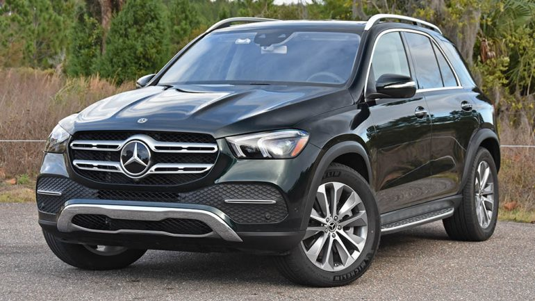 2020 Mercedes-Benz GLE 450 4MATIC Review & Test Drive