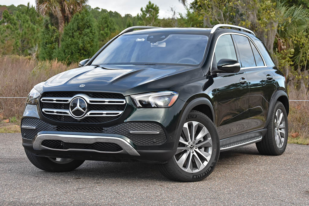 2020 Mercedes-Benz GLE 450 4MATIC Review & Test Drive ...