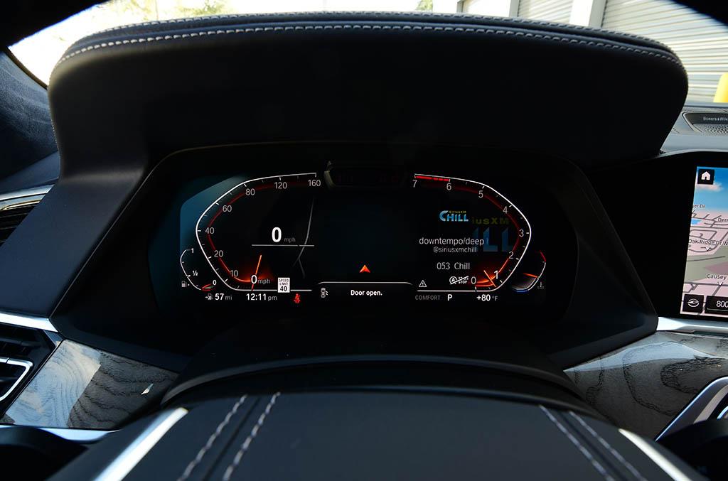 2019 BMW X7 xDrive50i Quick Spin