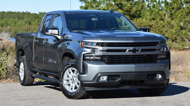 2019 Chevrolet Silverado 2WD RST Double Cab Review & Test Drive