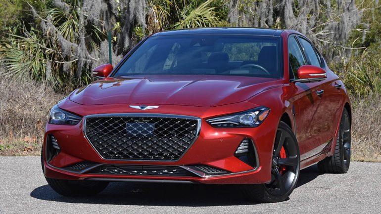 2019 Genesis G70 RWD 3.3T Sport Review & Test Drive